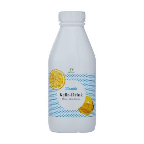 Kéfir au citron pour boire bio