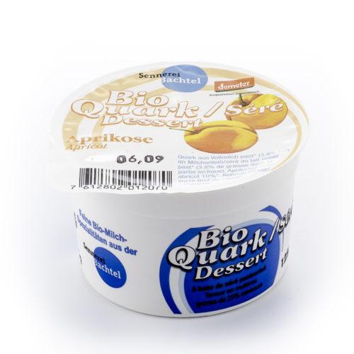 Fromage blanc à l'abricot bio