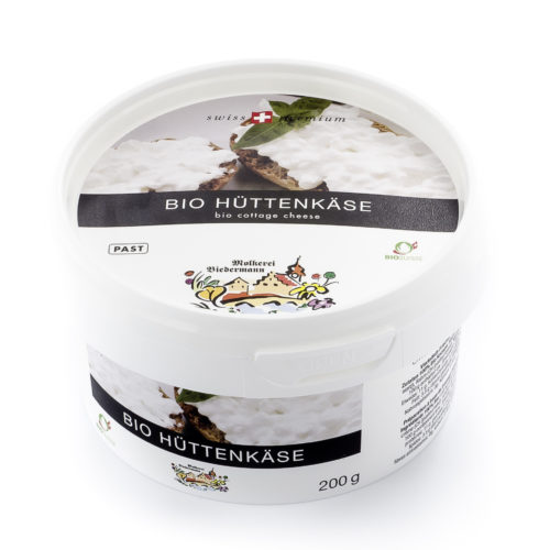 Cottage Cheese bio
