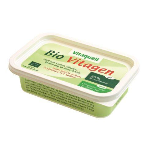 Graisse végétale bio Vitagen