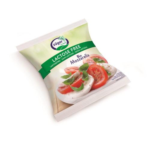 Mozzarella bio sans lactose