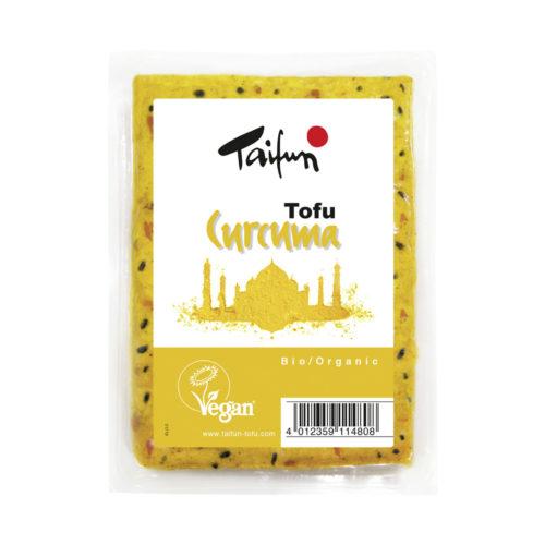 Tofu Curcuma bio
