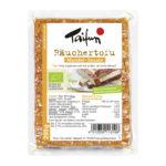 Tofu fumé aux amandes et au sésame bio