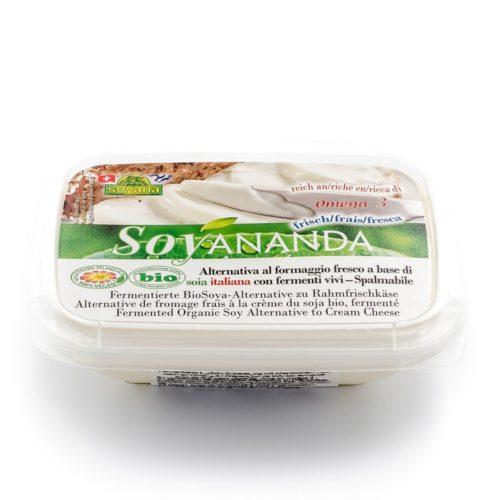 Soyananda alternative au fromage frais à la crème bio