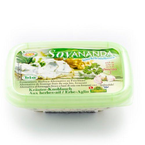 Soyananda ail&herbes alternative au fromage frais bio