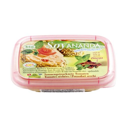 Soyananda tomates séc alternative au fromage frais bio