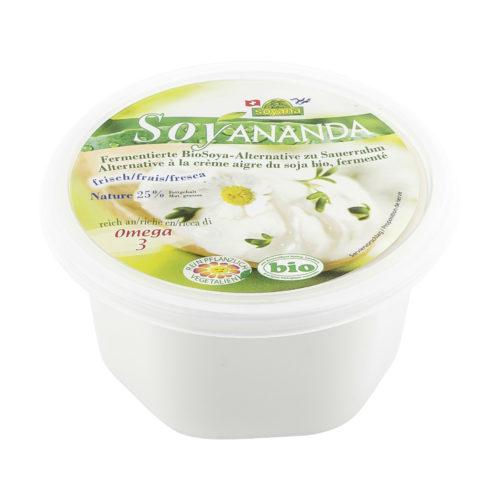 Soyananda nature alternative à la crème acidulée bio