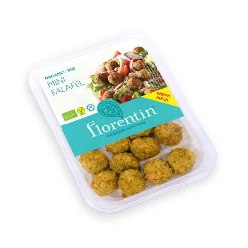 Falafel mini bio