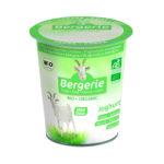 Yogourt de chèvre nature bio