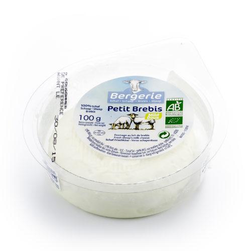 Fromage frais au lait de brebis bio