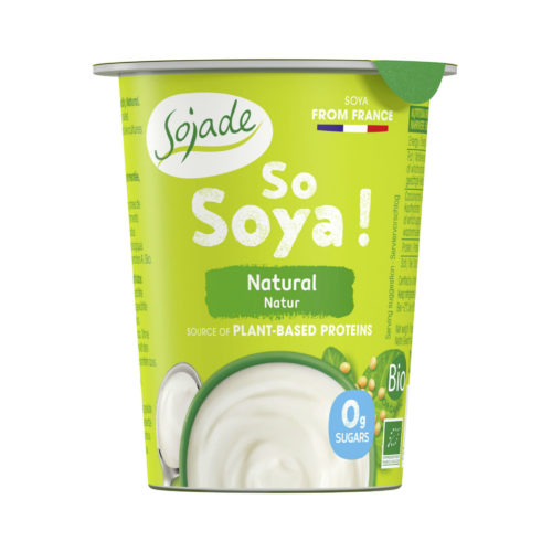 Dessert bio So Soja! Nature