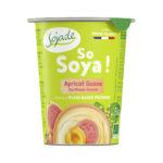 Dessert bio So Soja! Abricot-Goyave