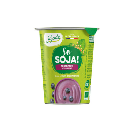 Dessert bio So Soja! Myrtille