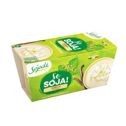 Dessert soja bio So Soja! Vanille