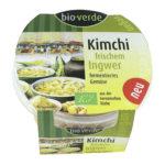 Kimchi avec gingembre bio