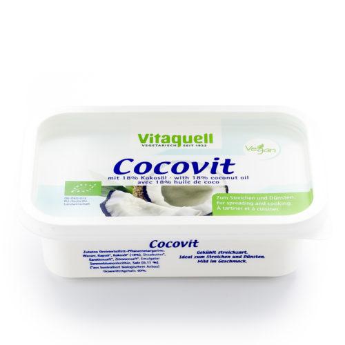Margarine végétale Cocovit bio