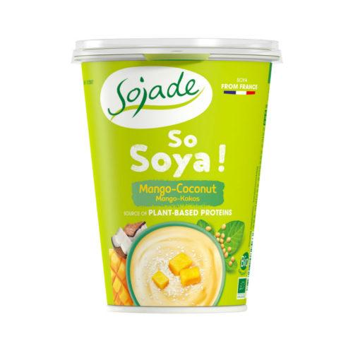 So Soya! Mangue-noix de coco bio