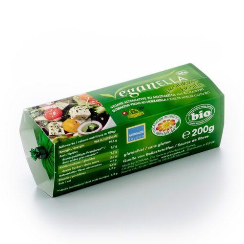 Veganella basilic bio