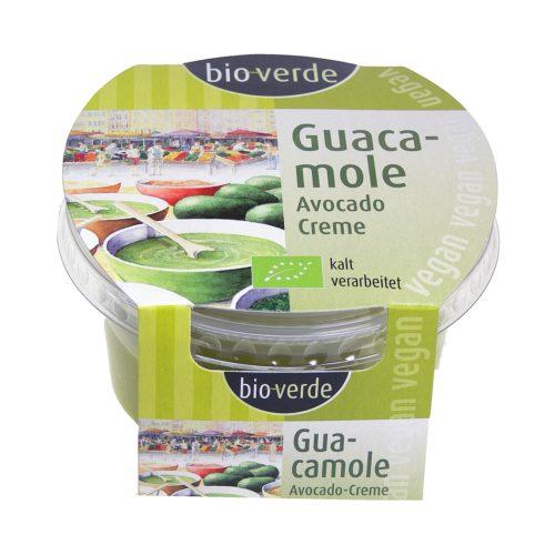 Guacamole bio – crème d'avocat