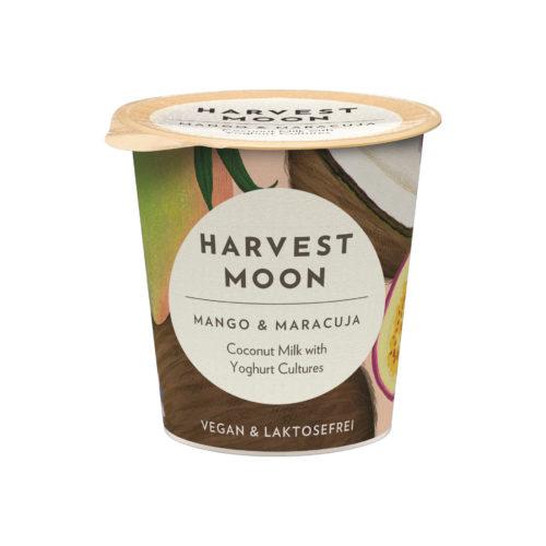 Yogourt  alternative  Mangue-maracuja bio