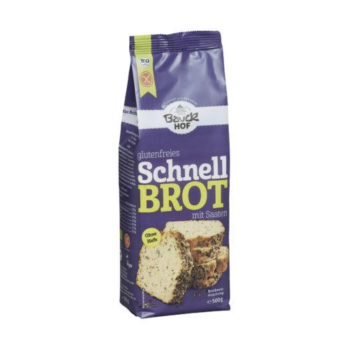 Préparation express pour pain bio aux graines et sans gluten