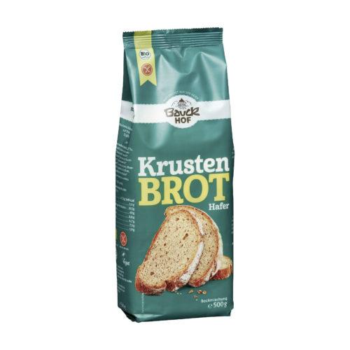Mélange pour pain croustillant, sans gluten bio