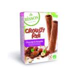 Crousty roll fourré au cacao & noisettes bio