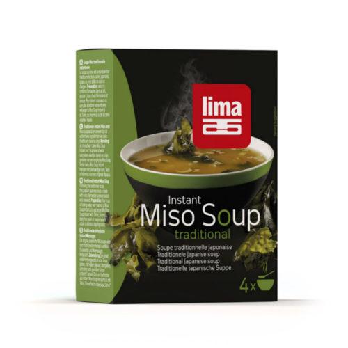 Soupe Miso instant