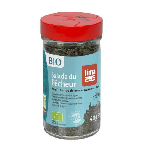 Algue Salade du pêcheur, saupoudreuse bio