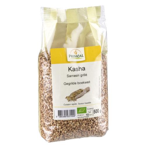 Kasha Sarrasin grillé bio