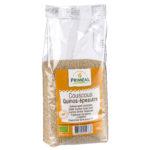 Couscous quinoa, épeautre bio