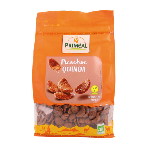 Picachoc quinoa bio