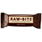Barre crue au cacao bio
