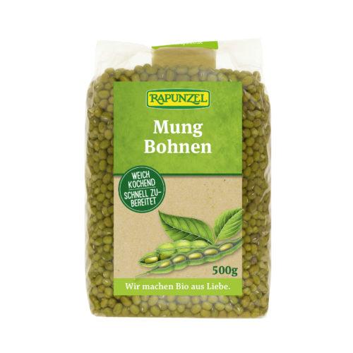 Haricots Mungo bio