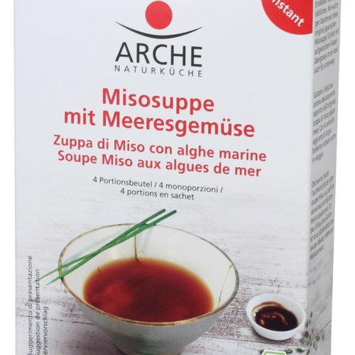 Soupe Miso Arche aux algues de mer