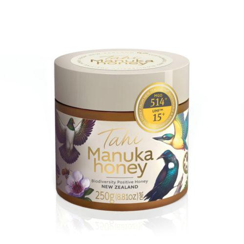 Miel de Manuka +15