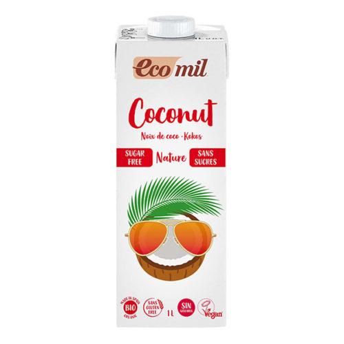 Boisson noix de coco nature EcoMil