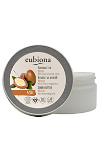 Beurre de karité Eubiona
