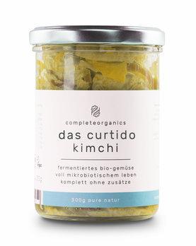 Curtido Kimchi