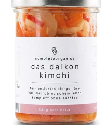 Daikon Kimchi