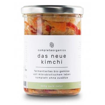 Nouveau kimchi