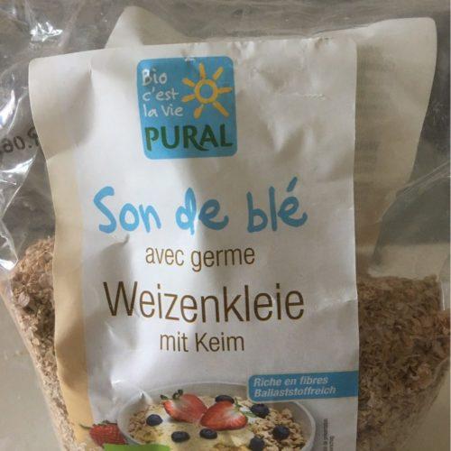 Son de blé Pural