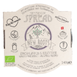 Alternative végétale au fromage à tartiner ail et fines herbes