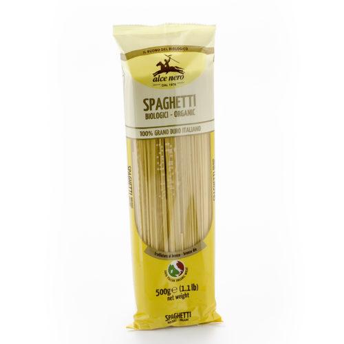 Spaghettis à la semoule de blé dur bio
