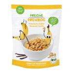 Céreales aux bananes & vanille bio