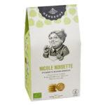 Biscuits de Nicole aux noisettes bio