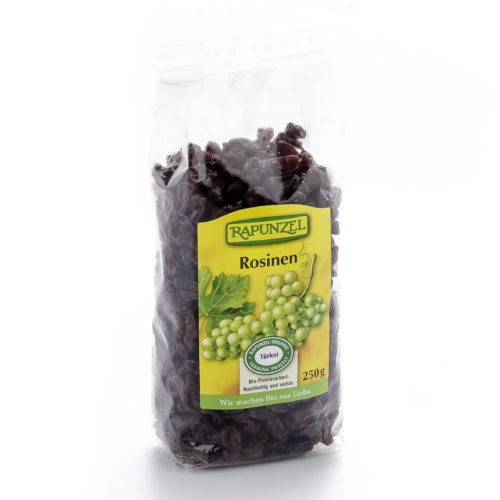Raisins secs bio