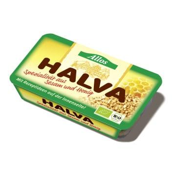 Halva – Spécialité au sésame et au miel bio