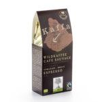Café Espresso sauvage bio moulu