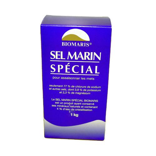 Sel marin spécial